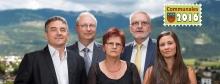 Candidats au conseil municipal 2016